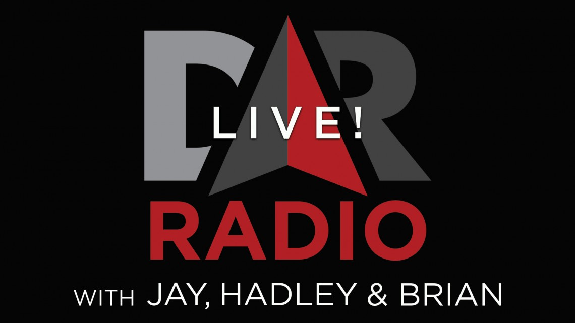 Next LIVE DR Radio Recording: March 2