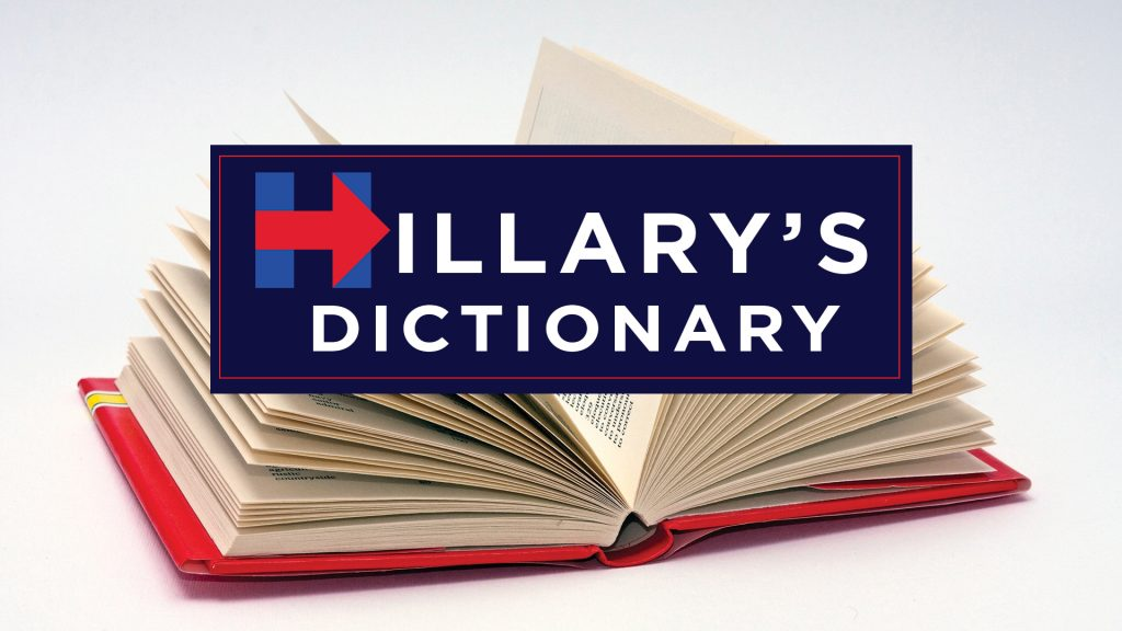 Hillarys Dictionary